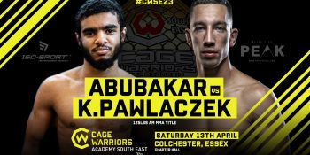 Top flyweights Abubakar and Pawlaczek to battle for title
