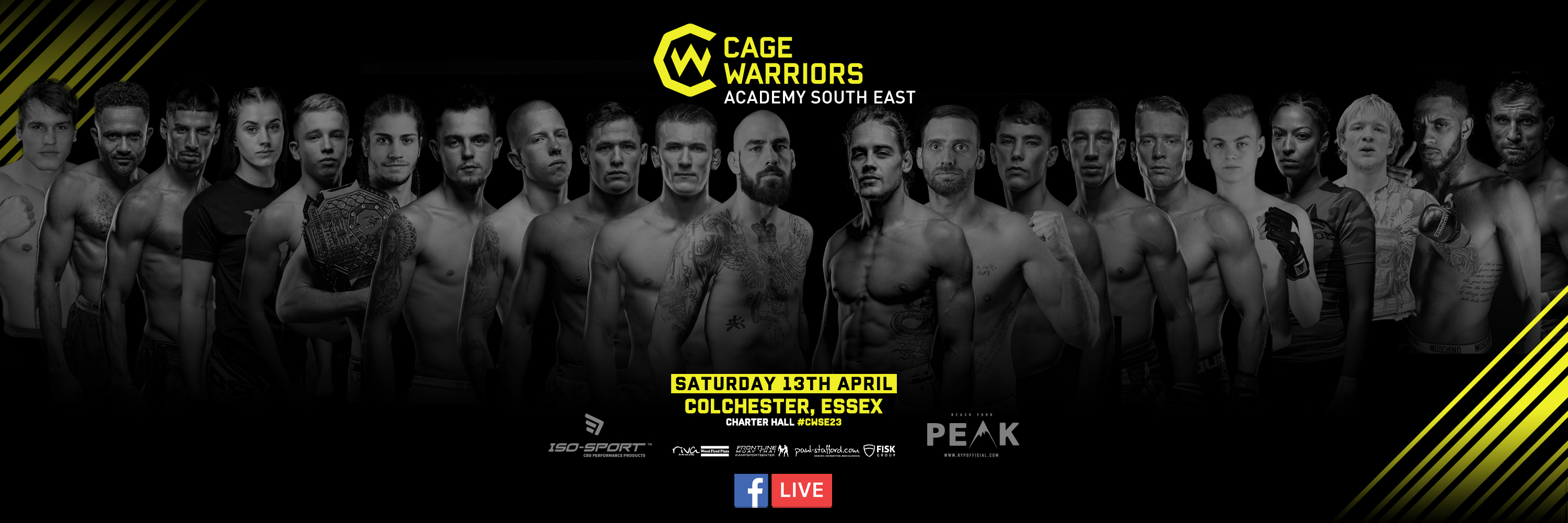 LIVE MMA FROM 4:30PM