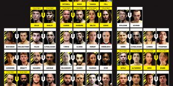 Cage Warriors Academy South East 24 - Fightcard