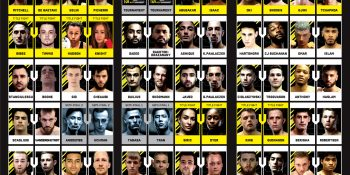 Cage Warriors Academy South East 25 – Fightcard